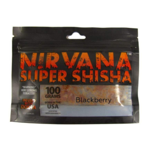 купить Табак Nirvana - Blackberry 100 г оптом