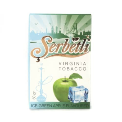 купить Табак Serbetli - Ice Green Apple 50г оптом